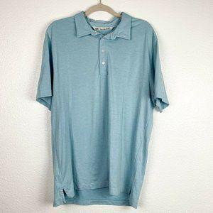 Travis Mathew Heathered Classy Regular Polo Shirt